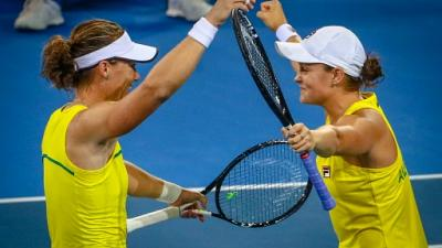 Fed Cup: 26 ans après, l'Australie en finale