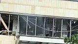 سريلانكا تعلن حظر التجول وحجب مواقع للتواصل الاجتماعي بعد التفجيرات