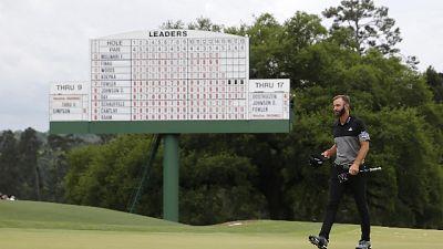 Golf: RBC Heritage, leadership a Johnson