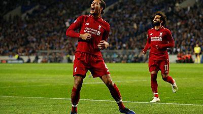 'Outstanding' Van Dijk deserves PFA award, says Klopp