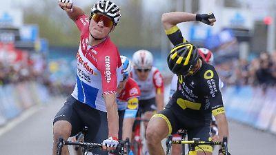 Ciclismo: Amstel Gold Race a Van de Poel