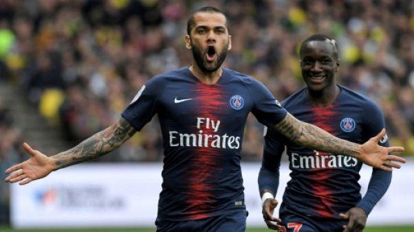 Ligue 1: vassal en Europe, le PSG toujours roi en France