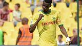 Ligue 1: Amiens cède à Nantes et peut trembler