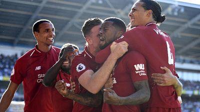 Liverpool guida, ma City deve recuperare