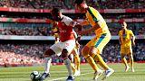 Palace punish sloppy Arsenal in 3-2 win at the Emirates