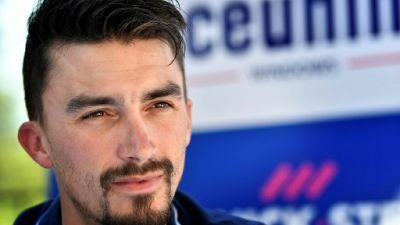 """Amstel Gold Race: Alaphilippe, """"déçu"""", se tourne vers l'avenir"""