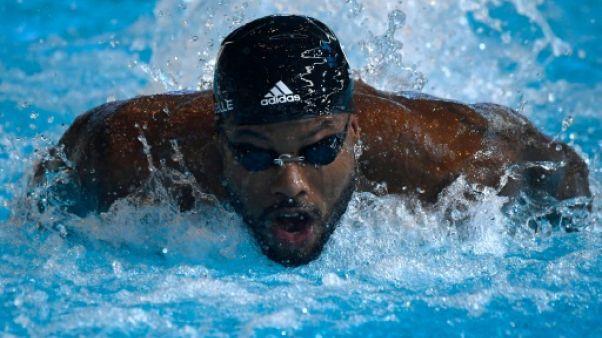 Natation: MPM et record de France pour Metella sur 100 m papillon