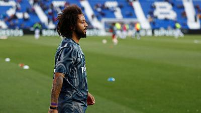 Marcelo dismisses suggestions he is unhappy at Madrid