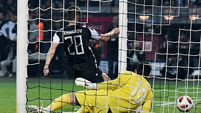 PAOK crush Levadiakos to clinch Greek league title after 34 years