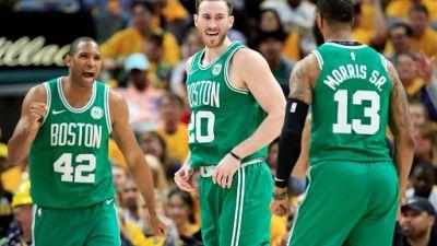 NBA: Boston qualifié pour les demi-finales de conférence
