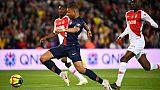 """PSG: le """"requin"""" Mbappé a aiguisé son sens du but"""