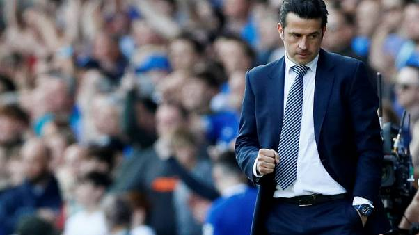 Silva wants Everton to push on after victory over Man United