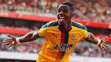 Palace have no intention of selling 'happy' Zaha, says Hodgson