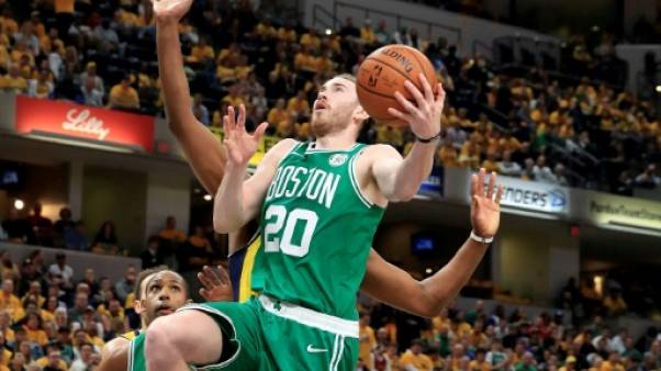 NBA: Boston balaie Indiana, Golden State prend le large