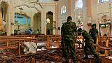 Attentats au Sri Lanka: sauvé car il ne voulait pas rester debout à la messe
