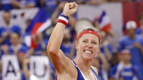 Classement WTA: Parmentier gagne une place, top 20 inchangé
