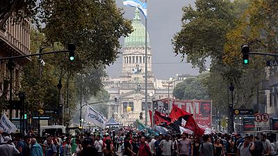 Seeds of discontent - Argentina's farmers turn cool on their man Macri