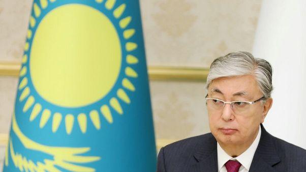 Kazakh government prepares to back Tokayev campaign - sources