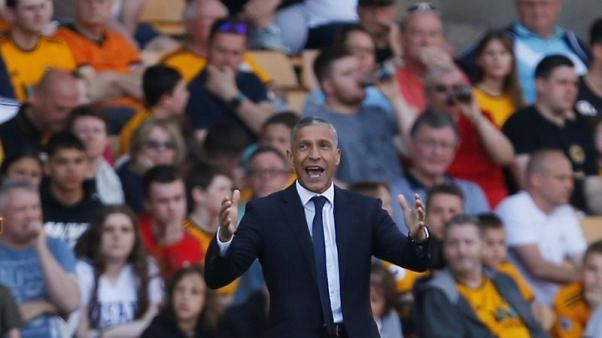 Brighton players have not downed tools, says Hughton