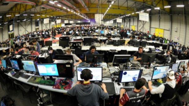 La Gamers Assembly à Poitiers le 15 avril 2017