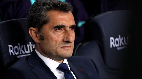 Barca want to seal La Liga title before Champions League tie with Liverpool - Valverde