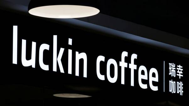 Starbucks' China challenger Luckin to raise up to $800 million in U.S. IPO - sources