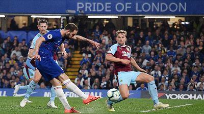 Il Chelsea si inceppa, 2-2 col Burnley
