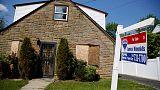 مبيعات المنازل القائمة الأمريكية تنخفض أكثر من المتوقع في مارس