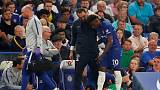 Chelsea's Hudson-Odoi suffers Achilles injury in draw with Burnley