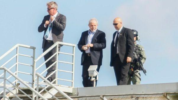 Brésil: la justice examine un recours de Lula contre sa condamnation
