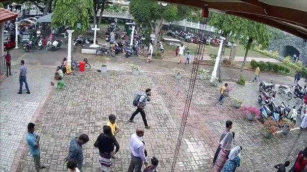 Sri Lanka blasts were revenge for New Zealand mosque killings - minister