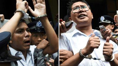 Birmanie: la Cour suprême rejette le recours des deux journalistes de Reuters multi-récompensés
