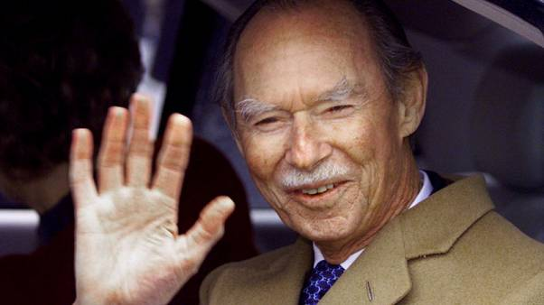 Grand Duke Jean of Luxembourg dies at 98