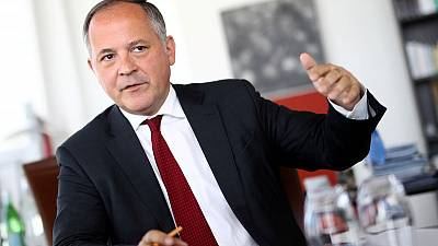 ECB's Coeure sees no argument for tiered deposit rate - FAZ