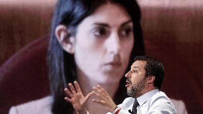 Salva Roma: Salvini, o tutti o niente