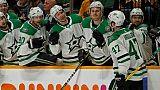Play-offs NHL: Dallas qualifié, le champion Washington poussé au match 7