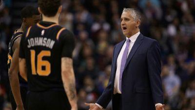 Kokoskov, premier entraîneur de NBA né en Europe, limogé par les Suns