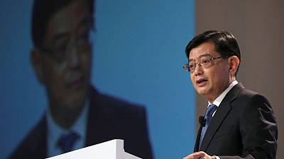 Singapore's finance minister Heng named deputy PM