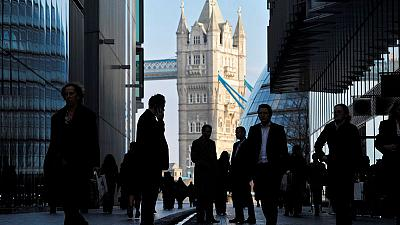 Britons feel a boost in their finances from rising wages - survey