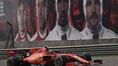 Leclerc,Baku tra miei circuiti preferiti