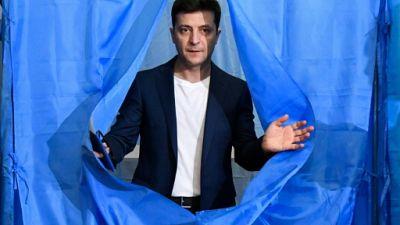 """Ukraine: Zelensky, président juif au """"pays des pogroms"""""""