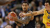 Basket: Edwin Jackson se plaint de racisme lors d'un match à Belgrade