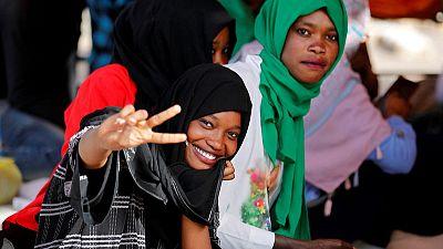 Protesters from city where Sudan uprising began head for Khartoum