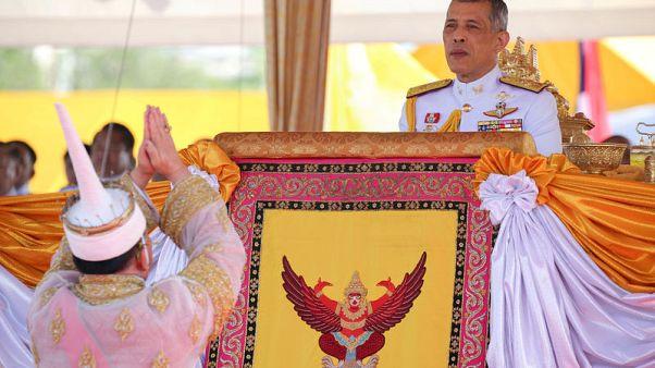 Royal astrologer casts Thai king's horoscope ahead of coronation