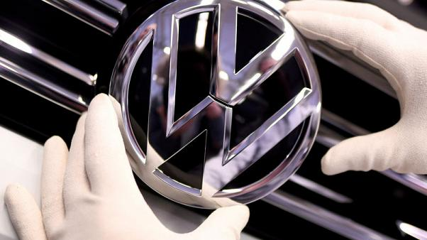 German prosecutors probe bonus payments to suspended VW manager
