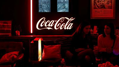 Coca-Cola sales, profit beat on strong demand for water, soft drinks