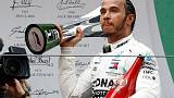 Berger says Hamilton is now on a par with Senna