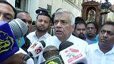 رئيس وزراء سريلانكا يعتقد بأن الهجمات على الكنائس لها صلة بالدولة الإسلامية