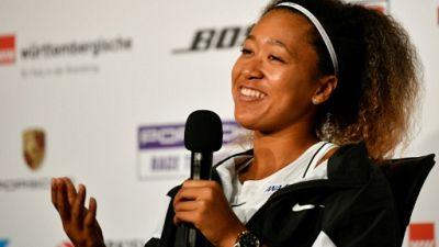 WTA: Osaka, N.1 mondiale, soulagée de voir la menace Halep disparaître à Stuttgart