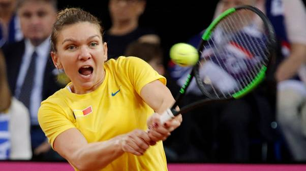 Hip injury forces Halep to pull out of Stuttgart Open